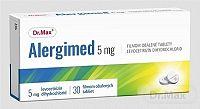 Alergimed tbl flm 5 mg (blis.Al/OPA/Al/PVC) 1x30 ks