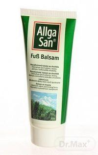 Allga San Kosodrevinový balzam na chodidlá 1x100 ml