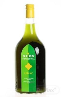 Alpa Lesana Francovka liehový bylinkový roztok 1000 ml