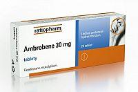 Ambrobene 30 mg tbl (blis.) 1x20 ks