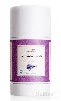 aromatica Bambucké maslo Levanduľa BIO telový balzam 1x75 ml