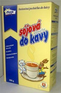 ASP Sójová pochúťka do kávy instantná 350 g