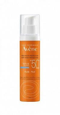 Avène Fluide Trés Haute Protection fluid veľmi vysoká ochrana SPF50+ 50 ml