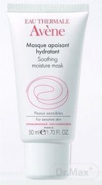 Avène Masque apaisant hydratant hydratačná a upokojujúca pleťová maska 50 ml