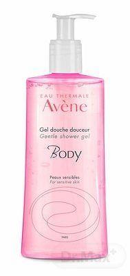 Avene BODY - sprchový gél pre všetky typy citlivej pleti 500 ml