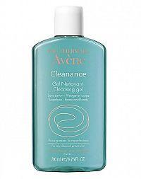 Avene CLEANANCE - čistiaci gél bez mydla 200 ml
