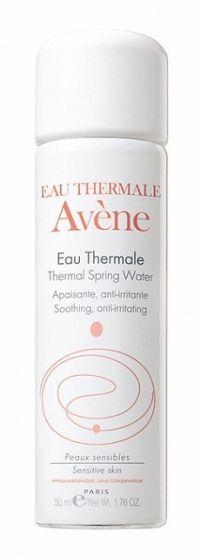 Avene Eau Thermale termální voda k osvěžení pleti 50 ml