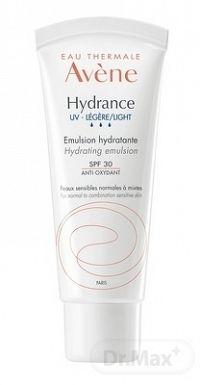 AVENE HYDRANCE UV-LÉGÈRE EMULSION SPF30 hydratačná emulzia SPF30 1x40 ml