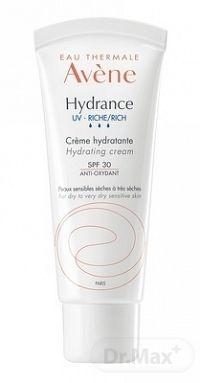 AVENE HYDRANCE UV-RICHE CRÈME HYDRATANTE SPF30 hydratačný krém SPF30 1x40 ml