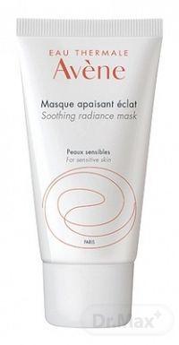 AVENE MASQUE APAISANT ÉCLAT upokojujúca rozjasňujúca maska, citlivá pleť 1x50 ml