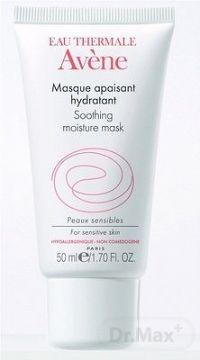 Avene MASQUE - hydratačná a upokojujúca pleťová maska 50 ml