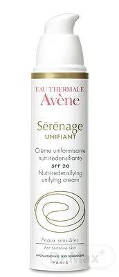 Avene SÉRÉNAGE - zjednocujúci výživný vitalizačný krém SPF20 40 ml