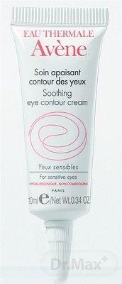 Avene SOIN - upokojujúca emulzia na okolie očí 10 ml