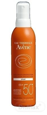 Avene SPRAY - sprej s veľmi vysokou ochranou SPF50+ 200 ml