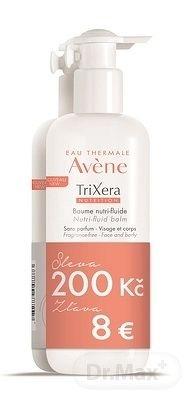 Avene TRIXERA - nutri-fluid balzam na tvár a telo 2x400ml