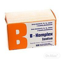 B-KOMPLEX ZENTIVA 100 tabliet