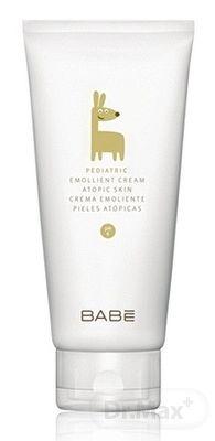 Babé Dítě telové mlieko atopická pokožka zvláčňujúce Pediatric Emollient cream atopic skin 200 ml