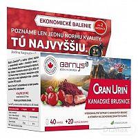 BARNY'S CRAN-URIN KANADSKÉ BRUSNICE cps 40+20 (60 ks)