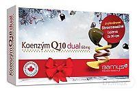BARNY'S Koenzým Q10 dual 60 mg cps 2x30 (60 ks) zvýhodnené štvormesačné balenie, 1x1 set