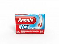 Bayer Rennie Ice bez cukru 48 ks