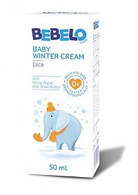 BEBELO BABY WINTER CREAM ochranný detský krém 1x50 ml