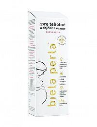Biela perla - pre tehotné a dojčiace mamy, zubná pasta 75 ml