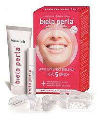 Biela perla - systém na bielenie zubov 75 ml bieliaci gél + 8 ml aktivátor