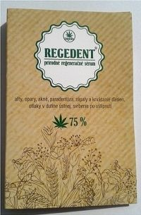 BigBio REGEDENT serum prírodné, regeneračné 1x1,2 ml