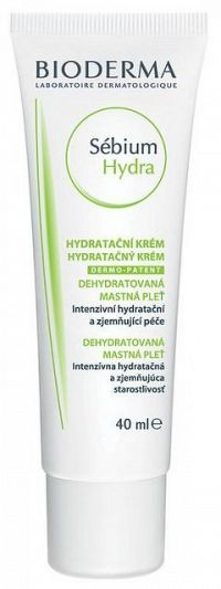 Bioderma hydratačný krém Sébium Hydra 40 ml