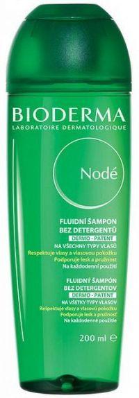 BIODERMA Nodé FLUID jemný šampón 1x200 ml