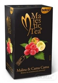 Biogena Čaj Tea Malina Camu Camu 20 x 2,5 g