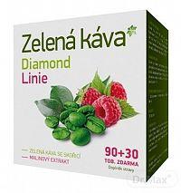 Biomedica Zelená káva Diamond linie 90+30 cps.