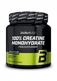 BioTech USA 100%Creatin monohydrat