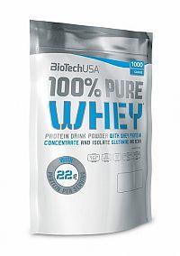 BioTech USA 100% Pure Whey 1000g,kokos-čokoláda