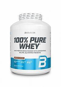 BioTech USA 100% Pure Whey 2270g, vanilka