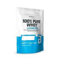 BioTech USA 100% Pure Whey Lactose free 454g, čokoláda
