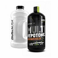 BioTech USA Multihypotonic 1,0l + galón 2,0l 1000 ml + galón v rôznych farbách