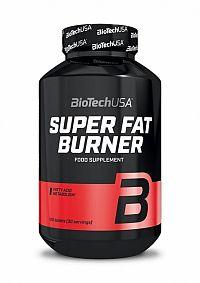 BIOTECH USA Super Fat Burner 125 g