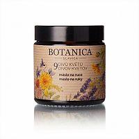 BOTANICA 9 divov kvetov Maslo na ruky 1x120 ml
