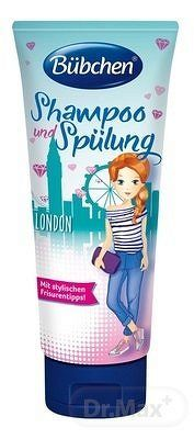 BUBCHEN KIDS ŠAMPÓN+KONDICIONÉR 2v1 LONDON STYLE 1x200 ml