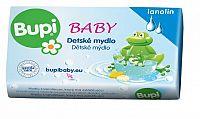Bupi BABY Tuhé mydlo s lanolínom 1x100 g