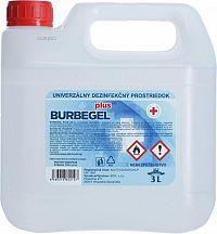 BURBEGEL 3l - dezinfekcia rúk a povrchov