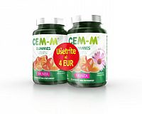 Cem-m Gummies Imunita 120 želatínových tabliet