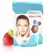 Collango hovadzi hydrolyzovany kollagen PEPTAN jahoda 1x300 g