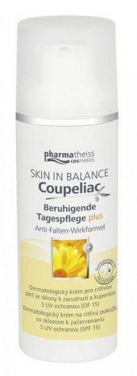 COUPELIAC SKIN IN BALANCE - Krém proti začervenaniu a vráskam 50 ml