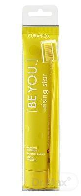 CURAPROX BE YOU Rising star - žltý set zubná pasta 90 ml + zubná kefka CS 5460 1 ks, 1x1 set
