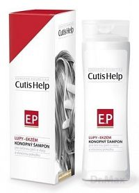 CutisHelp LUPINY-EKZÉM konopný šampón 1x200 ml