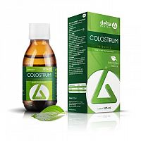 DELTA COLOSTRUM Sirup - Natural 100% 1x125 ml