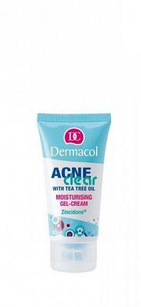 DERMACOL ACNECLEAR hydratačný gél-krém 1x50 ml