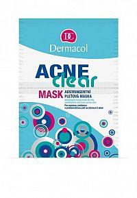 DERMACOL ACNECLEAR maska 2x8 g